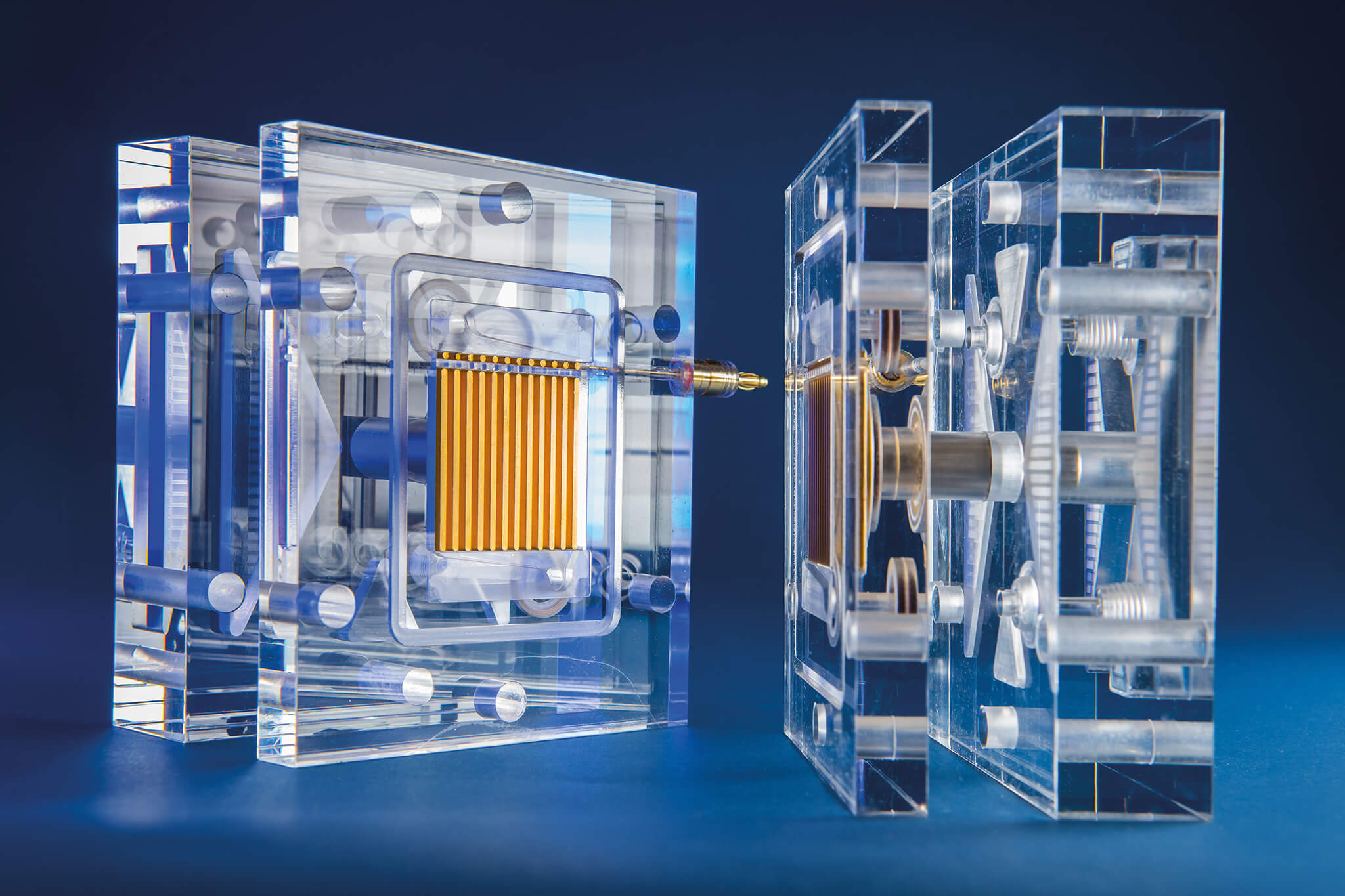 Clean And Efficient Fraunhofer Ise Presents Hydrogen Technologies