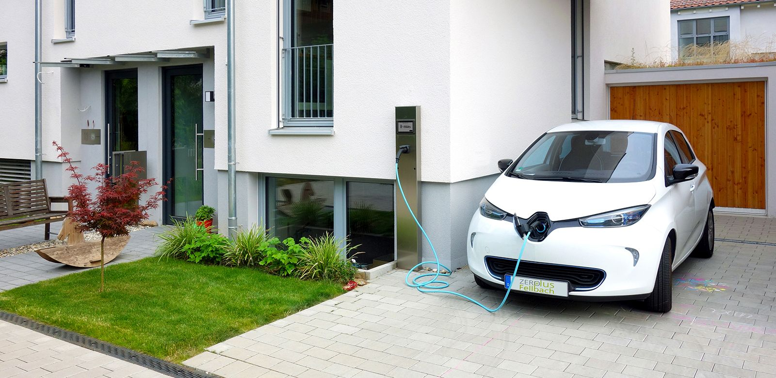 Solar Vehicle Charging At Home Fraunhofer Ise