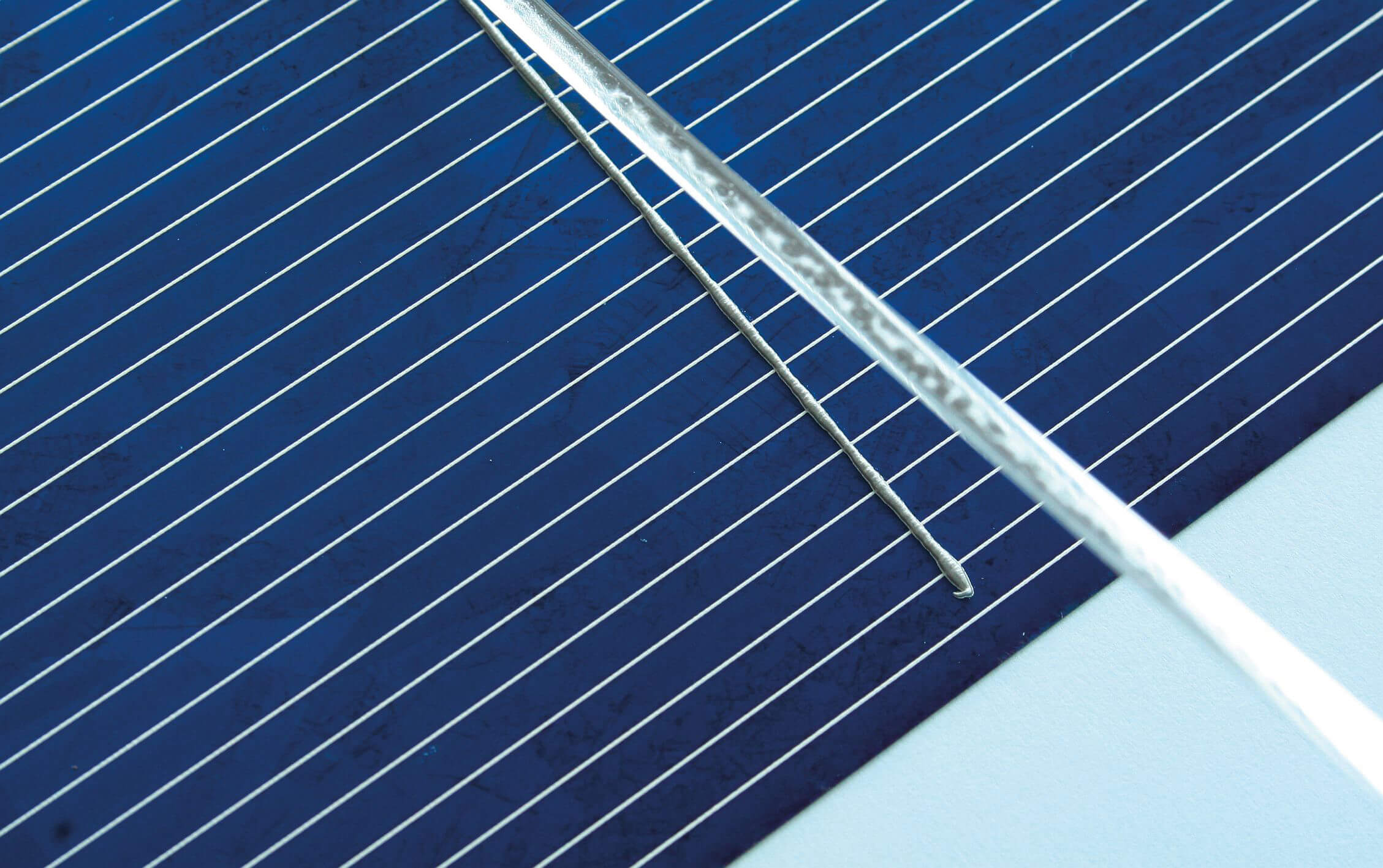 Fraunhofer Ise And Teamtechnik Demonstrate Industrial Maturity Of Electrical Technology Series Connection Solar Panel Parallel Photo Cell With Conductive Adhesive Interconnection 128 Mb