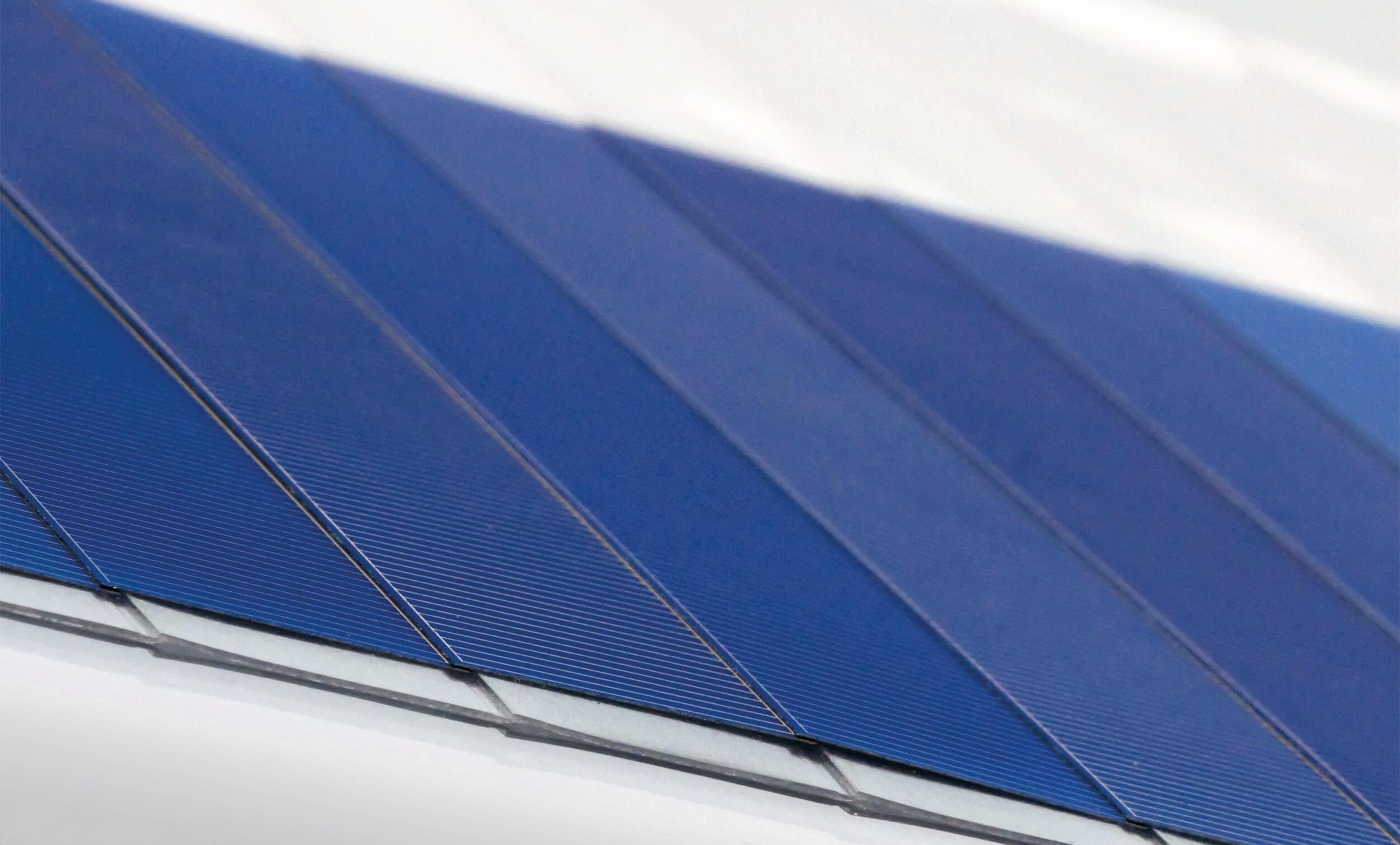 Fraunhofer ISE Showcases Shingle Solar Cells, Integrated