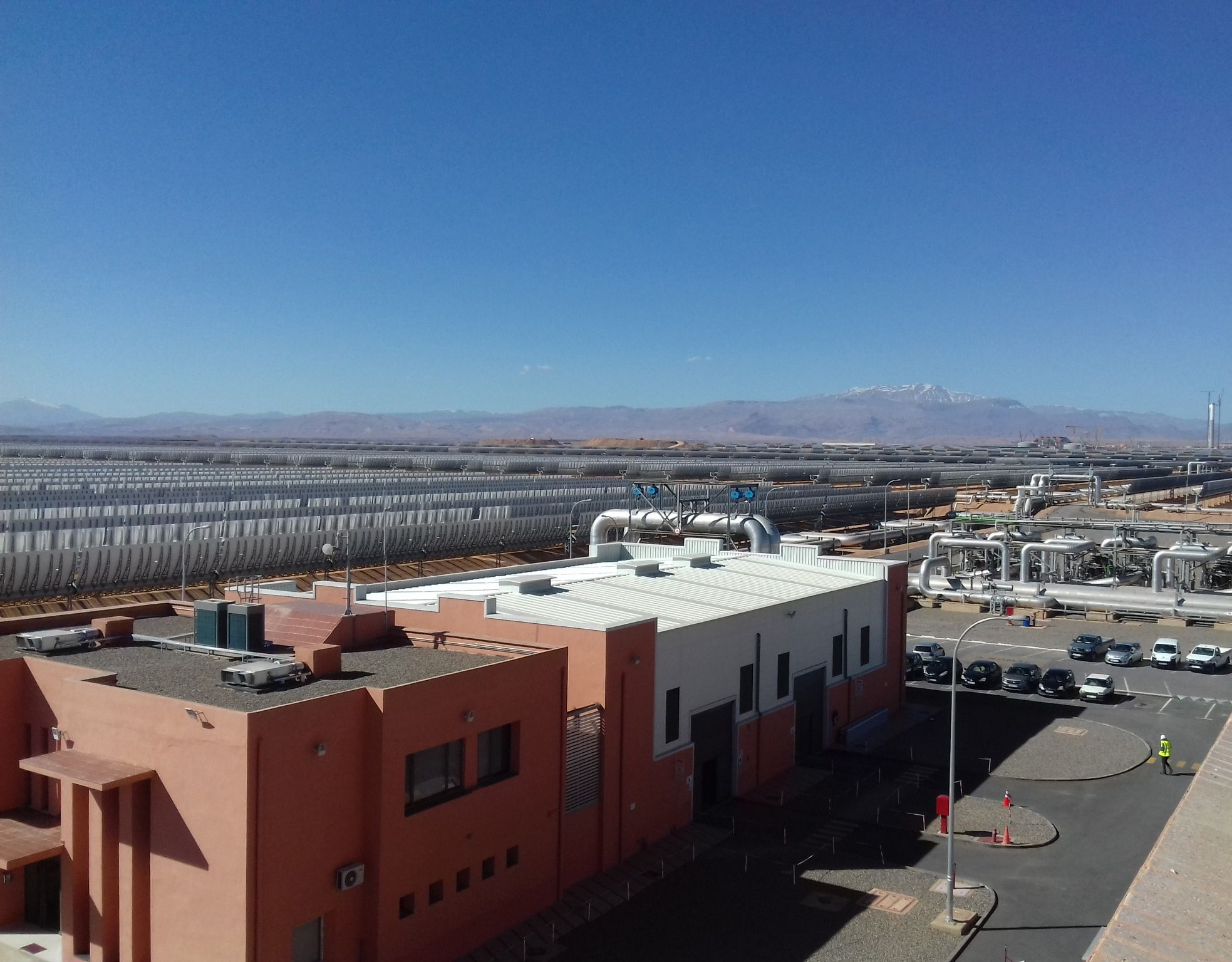 Fraunhofer ISE Supports Market Development of Solar Thermal