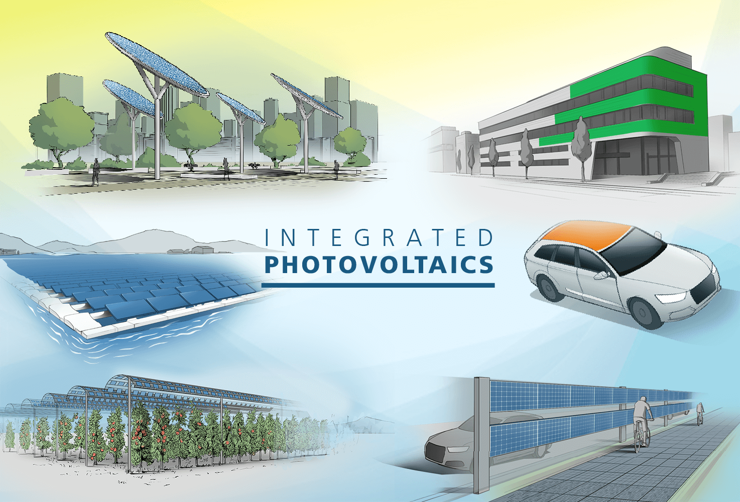 Integrated Photovoltaics
